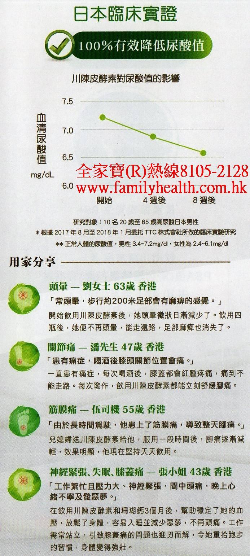 日本 冲繩 OKIHAM 香檬川陳皮酵素